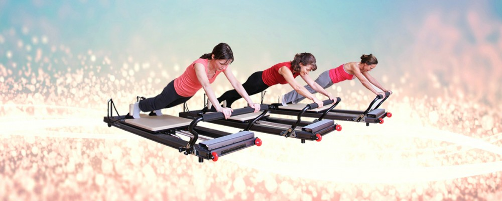Long Stretch, Reformer - Pilates Trio