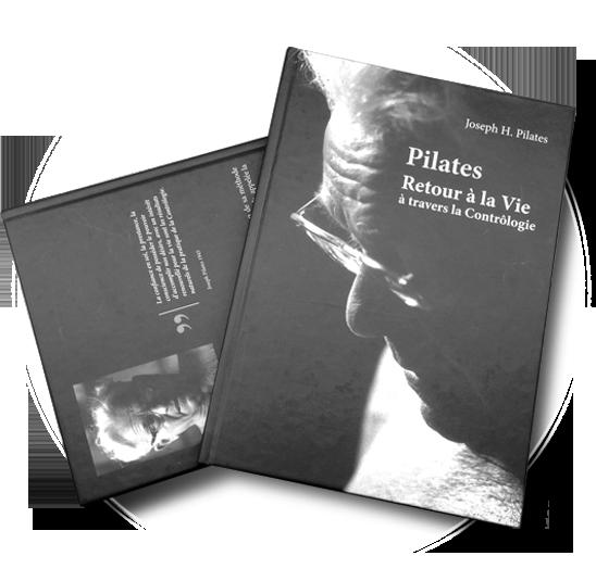 """Livre de J.Pilates """"Retour à la vie"""""""
