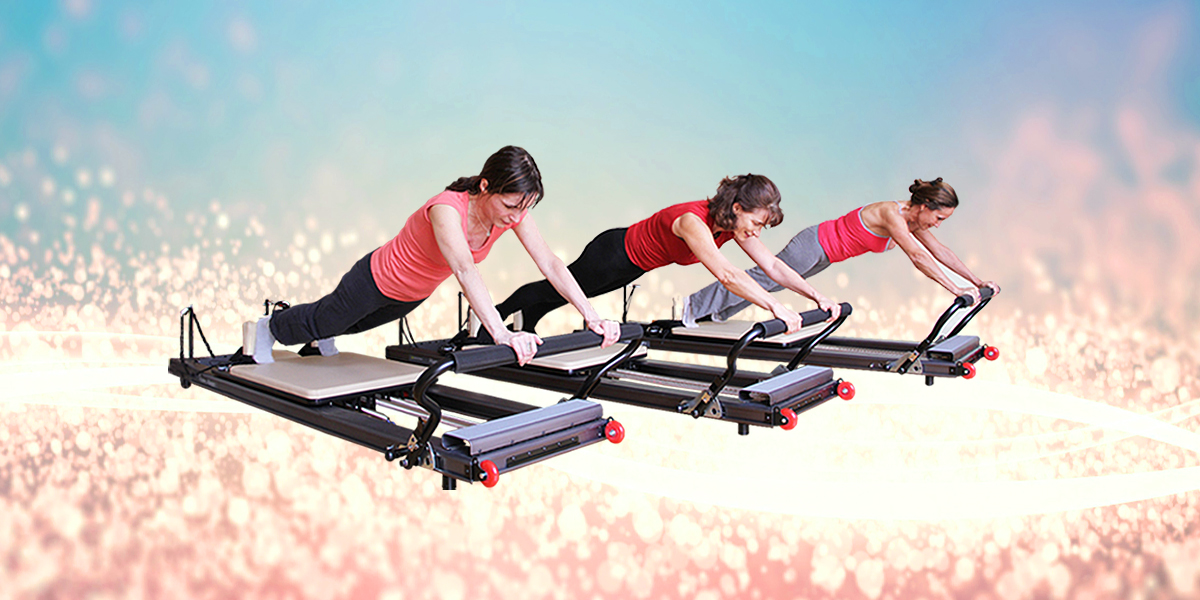 Long Stretch - Trio Reformer